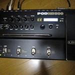 LINE6 POD HD300を買いました